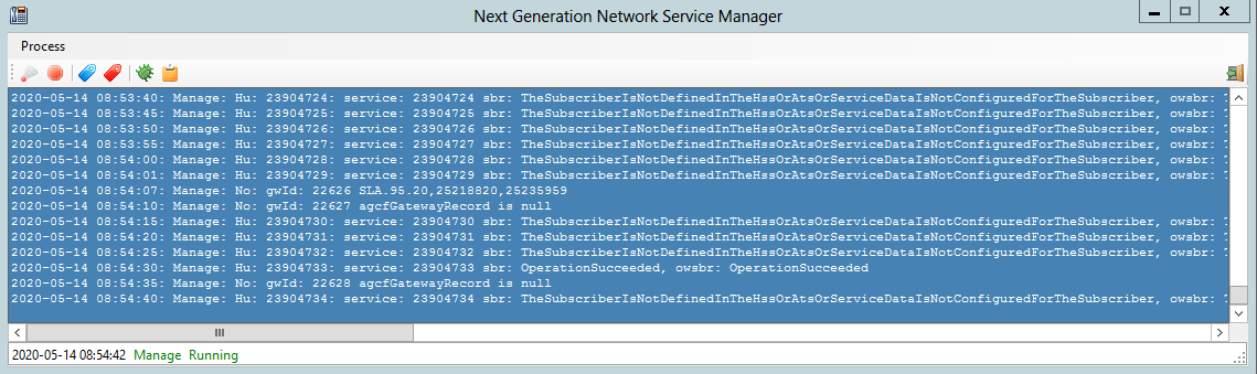 Service Integrity Manager Application over Nokia and Huawei Switch